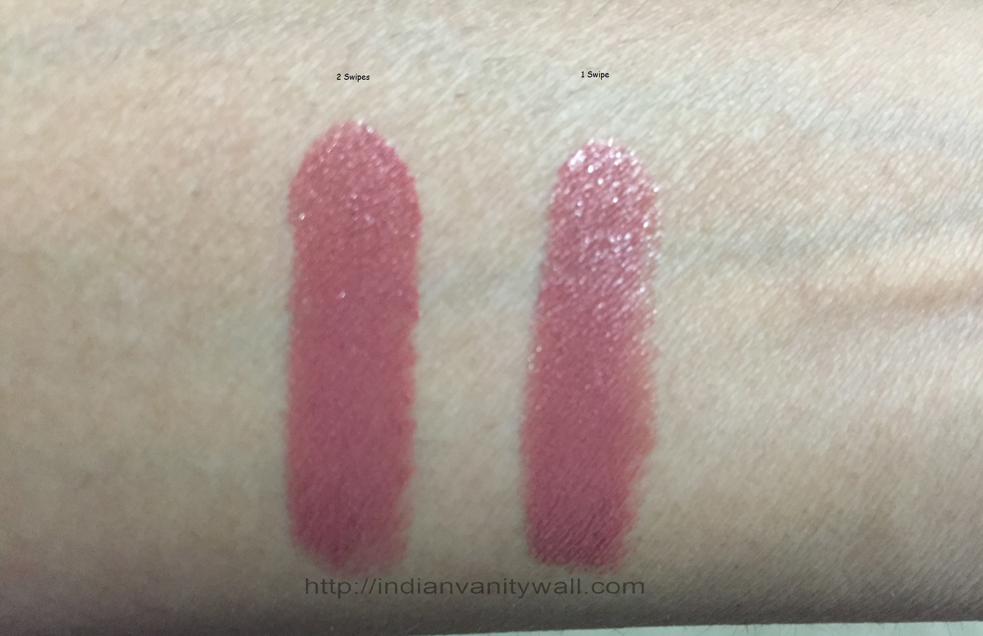 Bareminerals Marvelous Moxie Lipstick Make Your Move Review, Swatch ...
