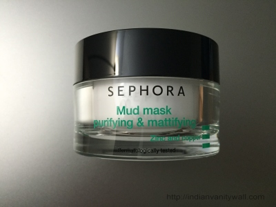 sephora mud mask