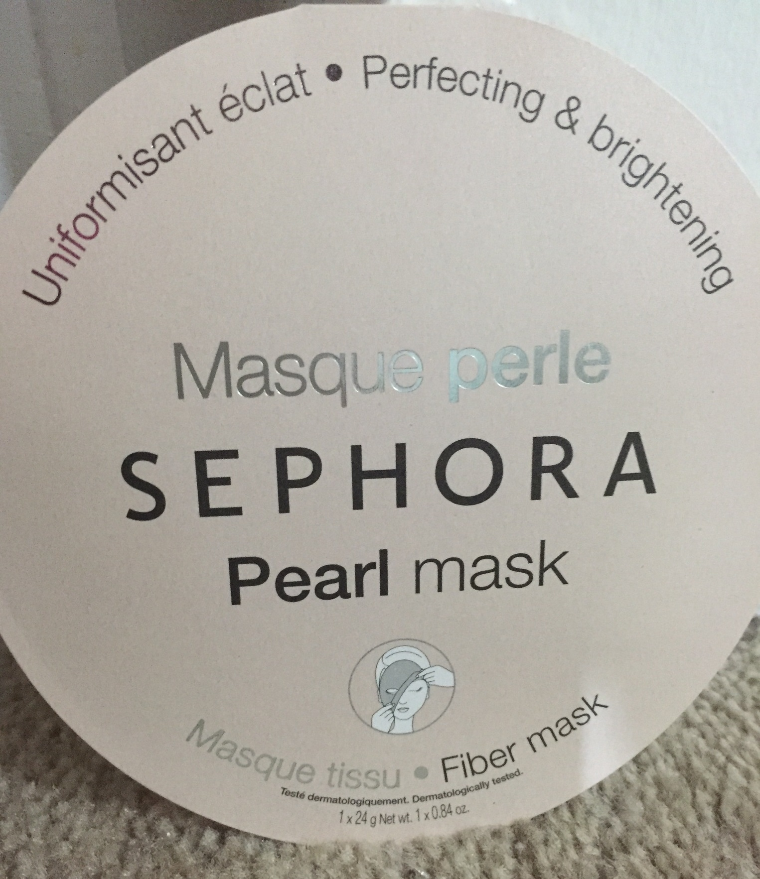 sephora pearl mask