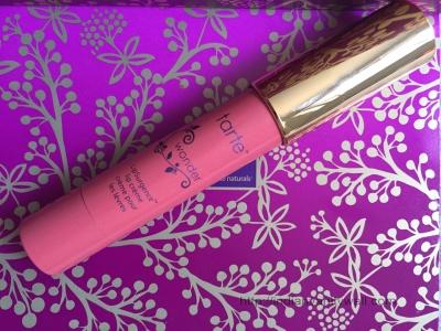 tarte lipsurgence lip creme wonder