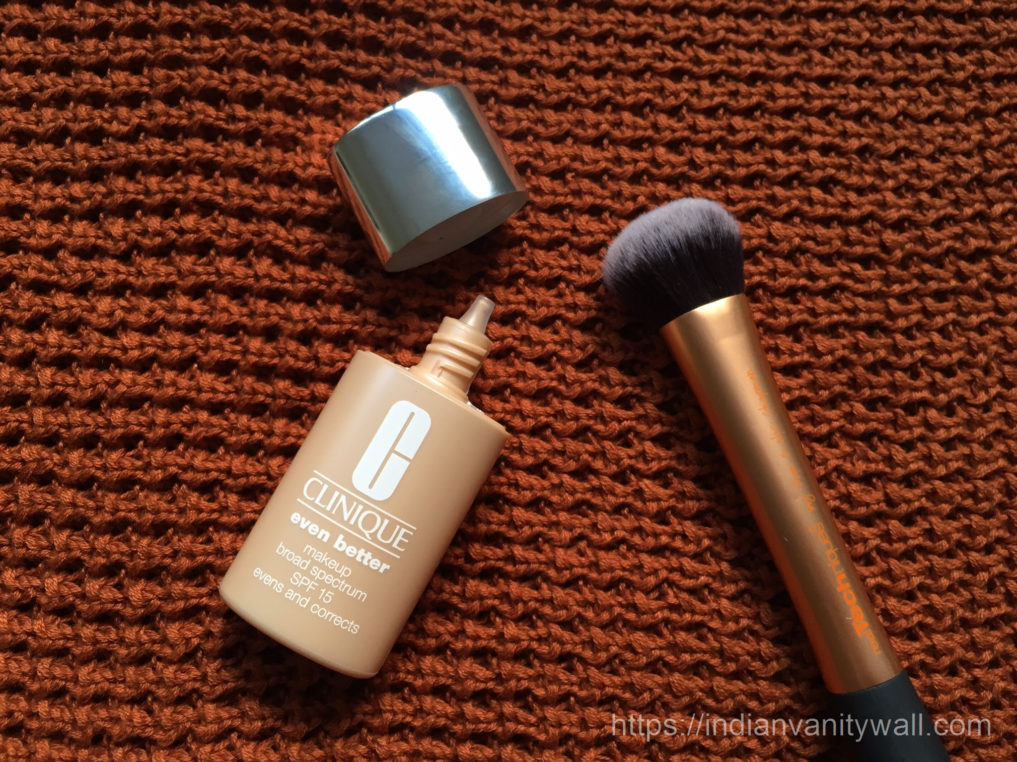 clinique even better makeup spf 15 review swatch fotd. Black Bedroom Furniture Sets. Home Design Ideas