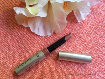 oriflame power shine satin nude lustre