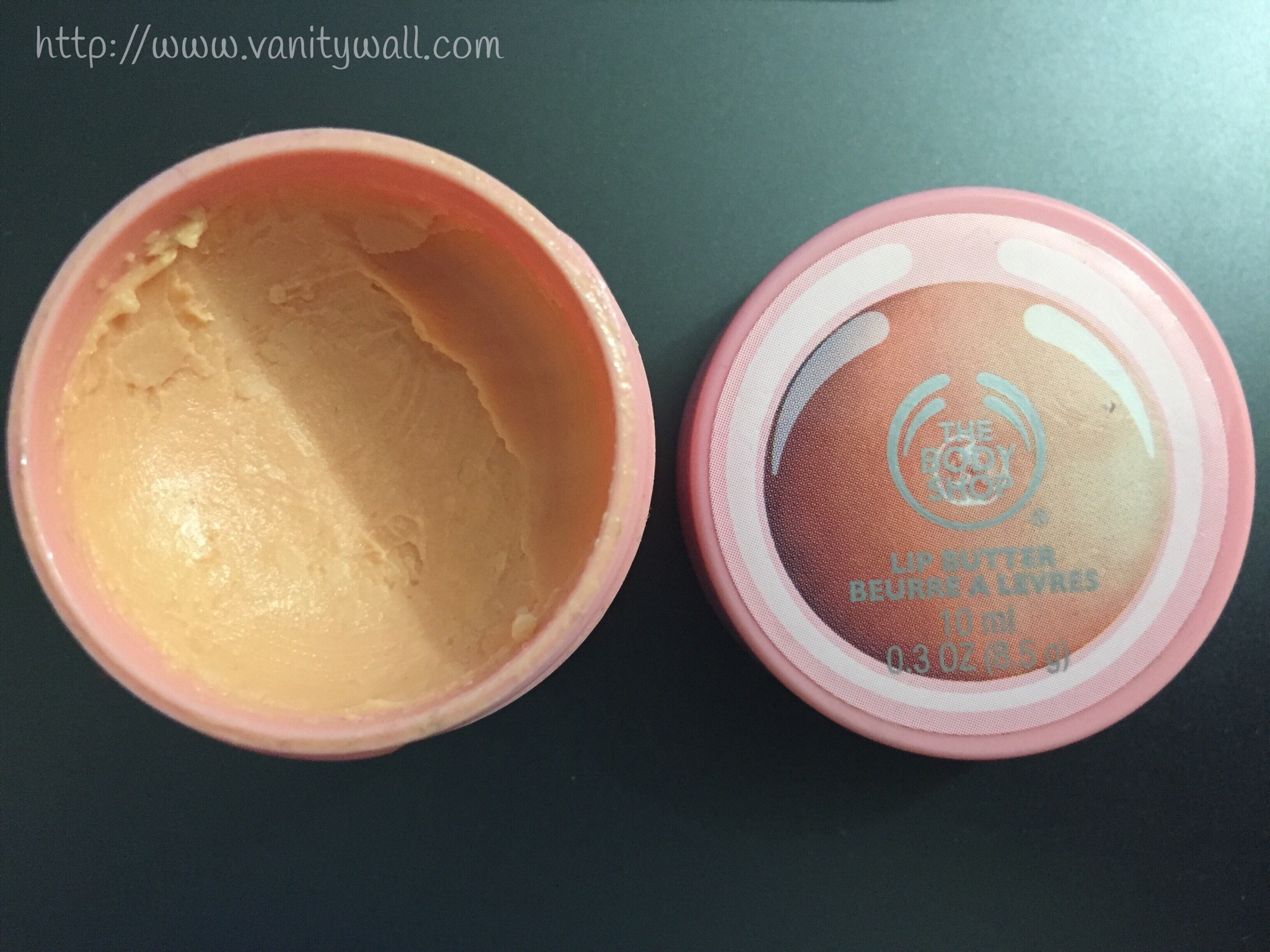 the body shop pink grapefruit lip butter review