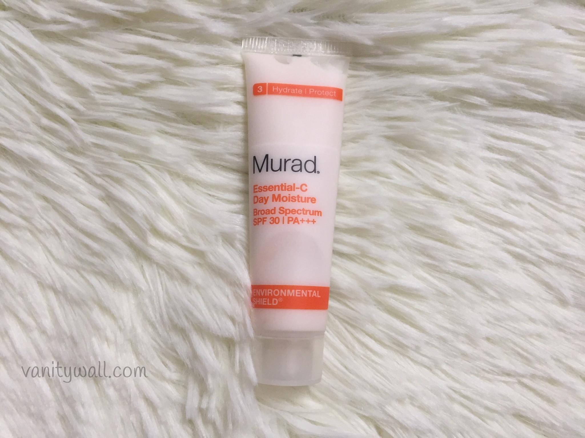 murad essential c day moisture