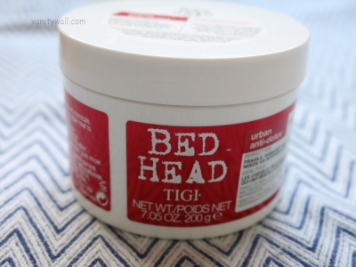 tigi bedhead urban antidotes resurrection treatment mask