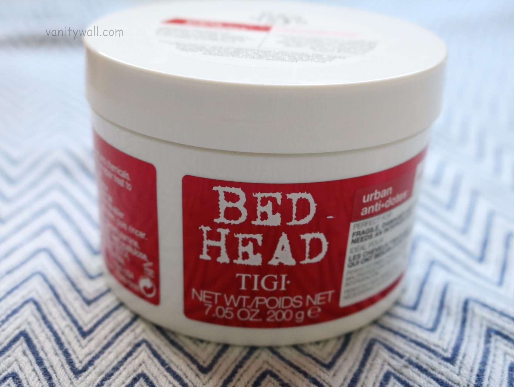 tigi bedhead urban antidotes resurrrection treatment mask