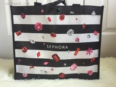 sephora vib rouge 2016 haul