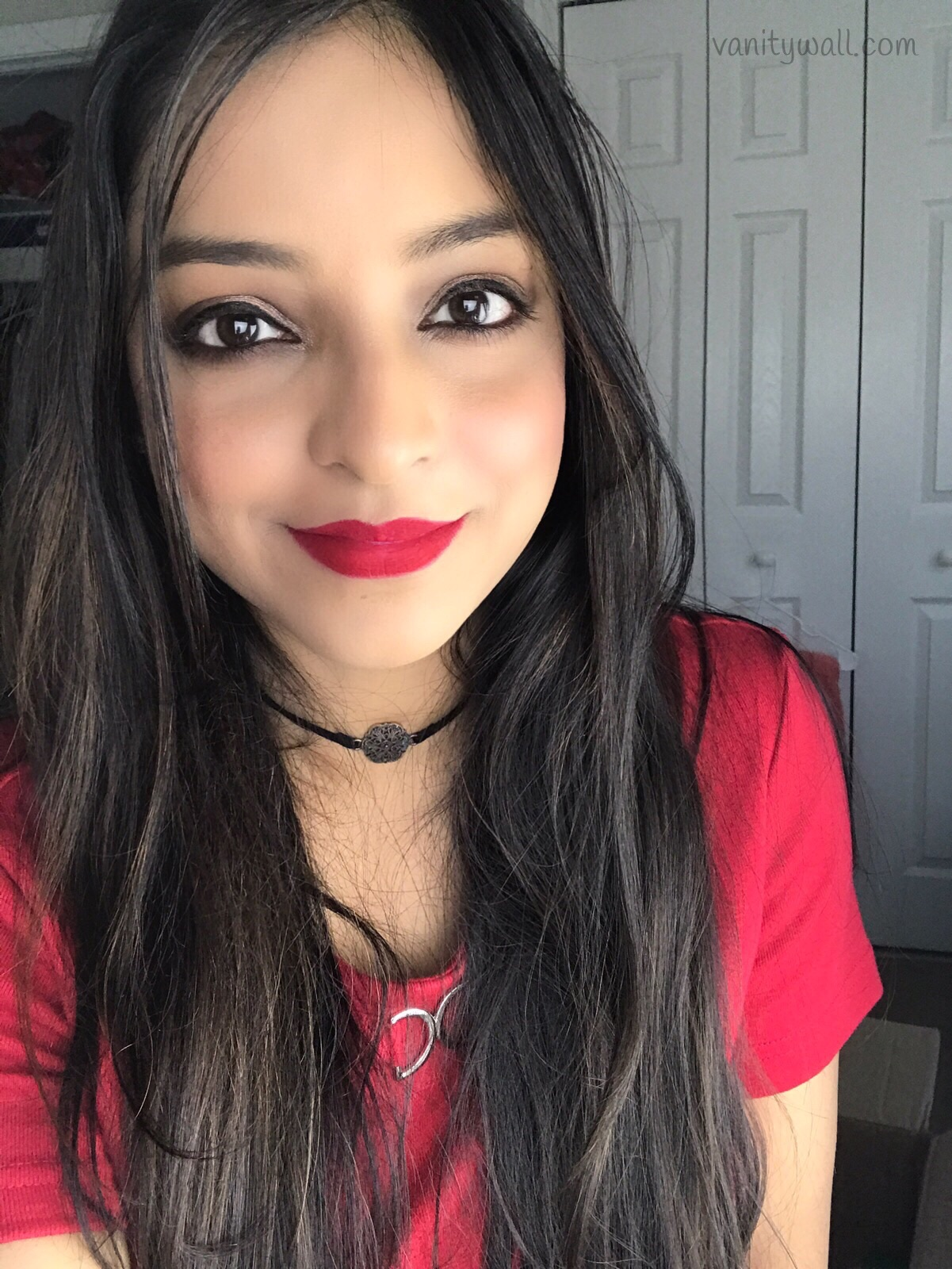 christmas makeup look